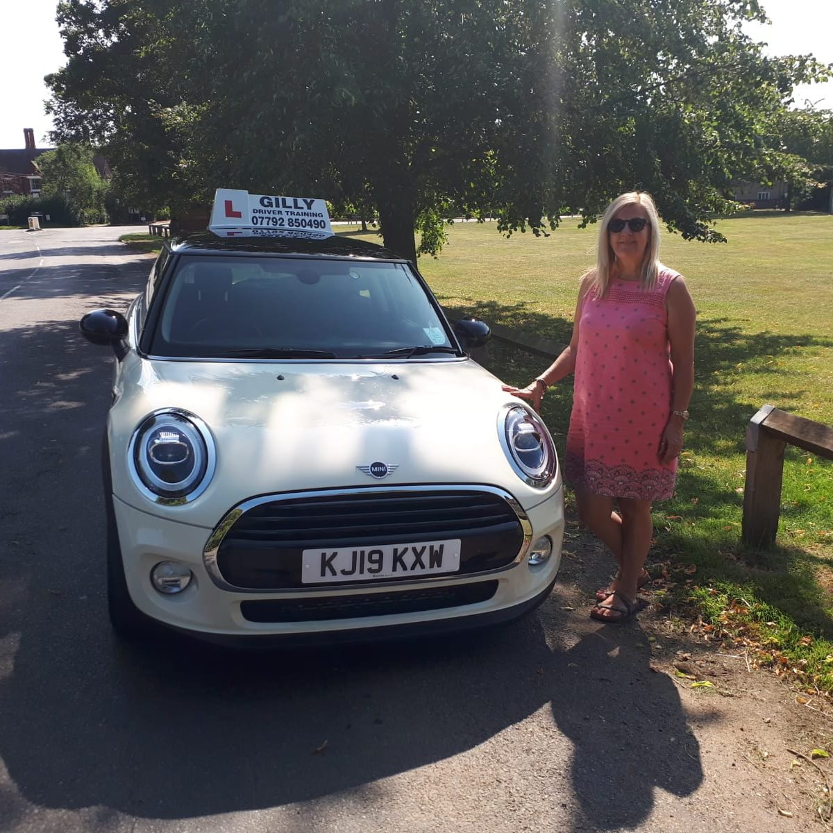 Driving Lessons with Gilly, Bedford - Grade A Driving Instructor